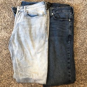 Men's PACSUN Jeans. 31x32 (2 pairs)